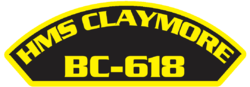 Claymore badge.png